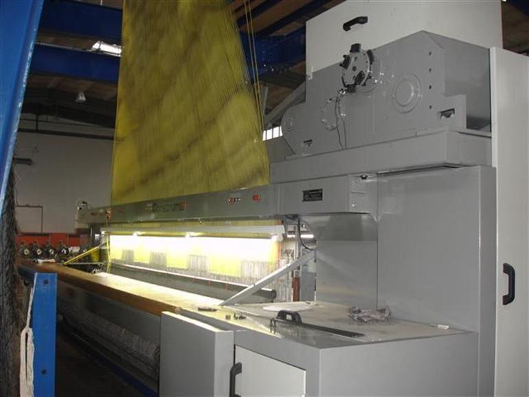 Single Rapier Jacquard Flat Design Carpet Weaving Machine